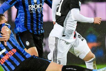 Fotos da virada da Juventus sobre o Atalanta pelo Campeonato Italiano