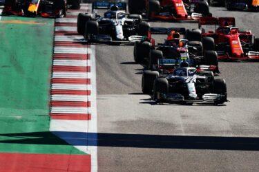 F1 anuncia plano para zerar as emissões de CO2 até 2030