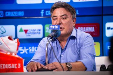 Zezé Perrella se licencia do Conselho e fica exclusivamente no futebol do Cruzeiro