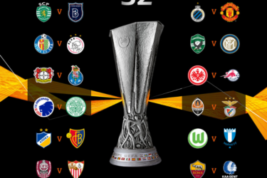 Uefa faz sorteio dos 16 avos de final da Liga Europa, e Arsenal enfrenta o Olympiacos