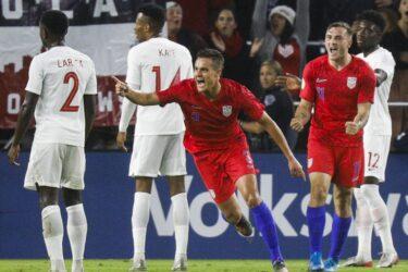 Estados Unidos goleiam Canadá e seguem vivos na Liga das Nações da Concacaf