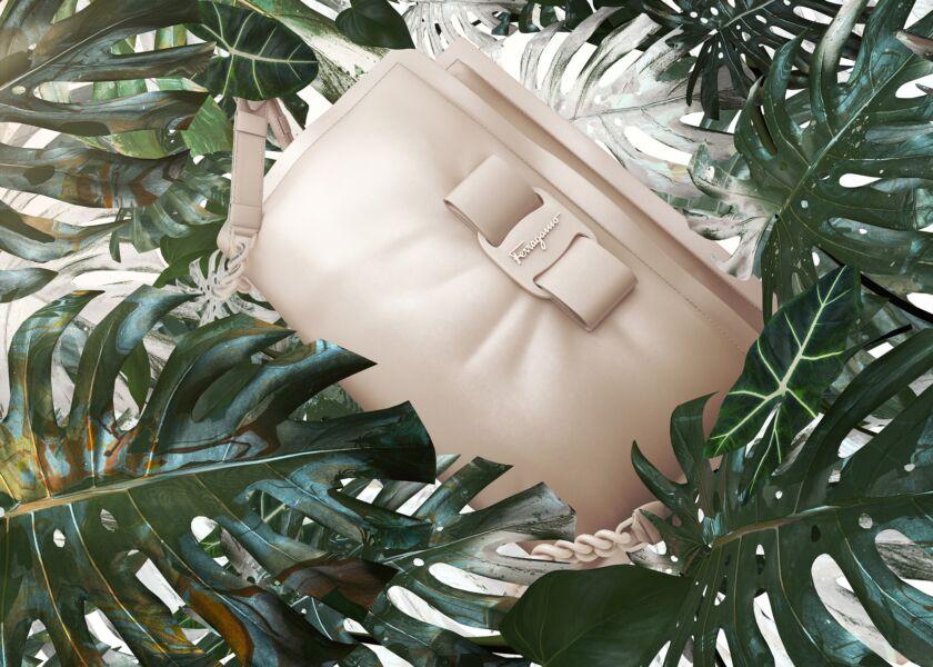 Conheça a nova bolsa da família VIVA de Salvatore Ferragamo