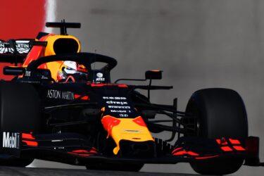 Verstappen lidera primeiro treino livre nos EUA; Hamilton é oitavo