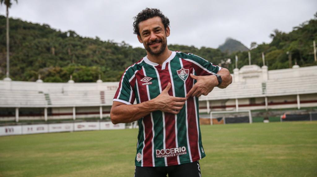 Apresentação de Fred no Fluminense acontece neste sábado