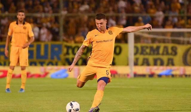 Internacional anuncia a contratação de meia argentino