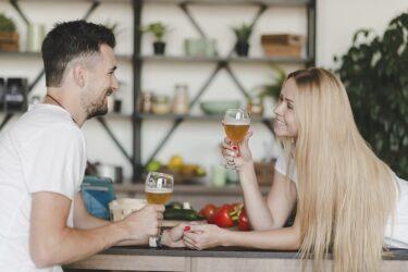 Celebre o Dia dos Namorados com cerveja