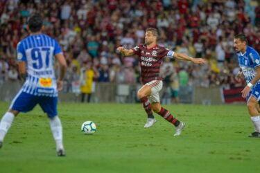 Fotos de Flamengo x Avaí pelo Campeonato Brasileiro