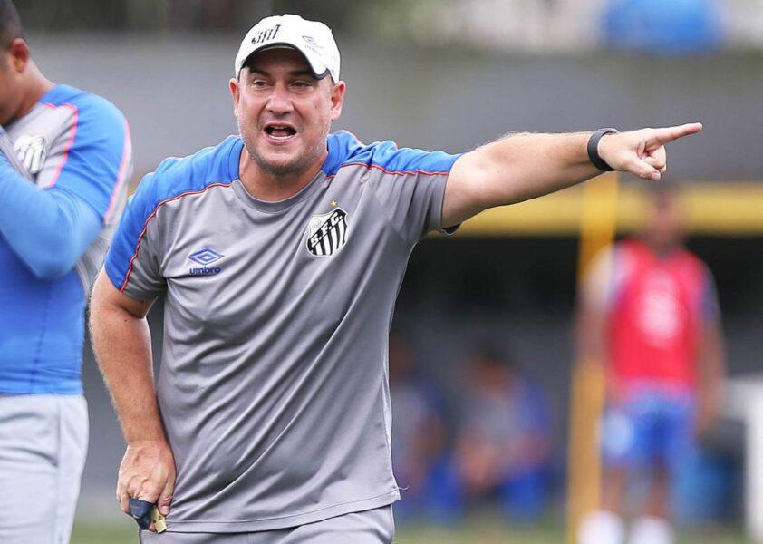 Técnico do sub-20 fala sobre preparação do Santos para a Copinha