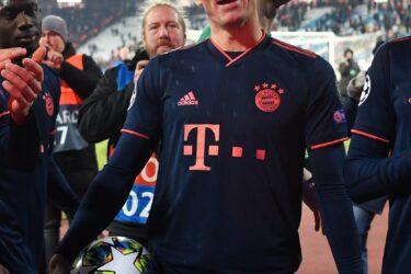 Bayern de Munique enfrenta o Leverkusen em duelo da parte de cima da tabela