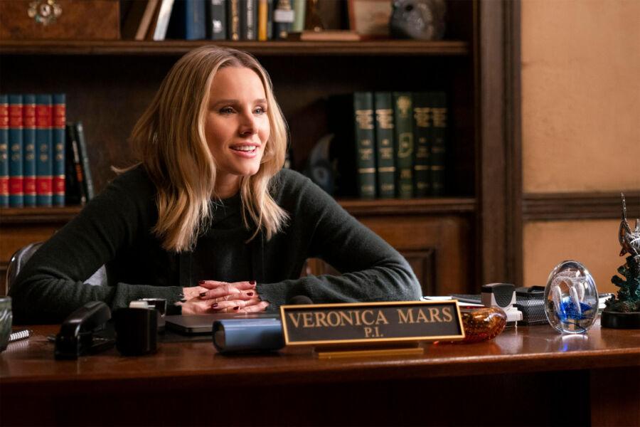 SÉRIE: amada por seus marshmallows, 'Veronica Mars' ganhou a TV e o cinema