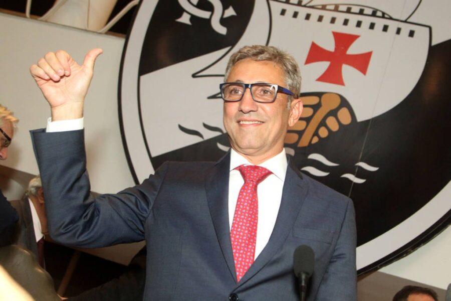 Presidente do Vasco promete reforços e valorização da base em 2020