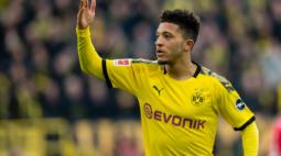 Jurgen Klopp avalia a possibilidade de Sancho ir para o Liverpool