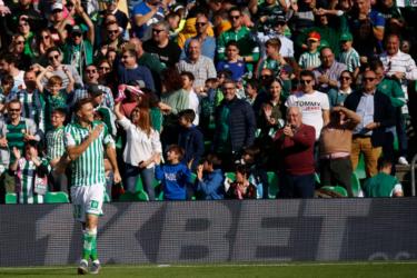 Com show de Joaquín Sánchez, Betis vence o Bilbao no Campeonato Espanhol
