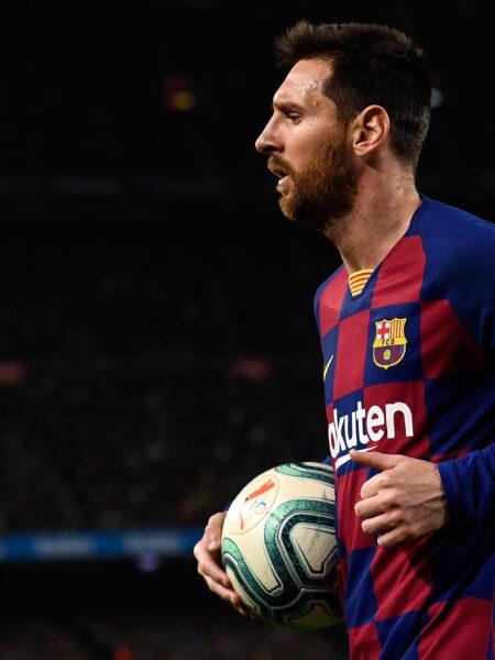 Messi explica sua técnica para marcar gols de falta