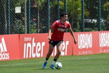 São Paulo vence jogo-treino contra sub-19; Pablo marca duas vezes