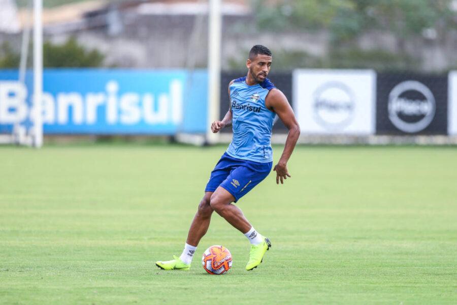 Com Michel, Grêmio goleia sub-20 em preparação para enfrentar Flamengo