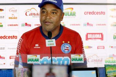 Roger Machado foca em fazer melhor campanha do Bahia nos pontos corridos