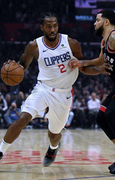 Raptors perdem dos Clippers em reencontro com Kawhi Leonard