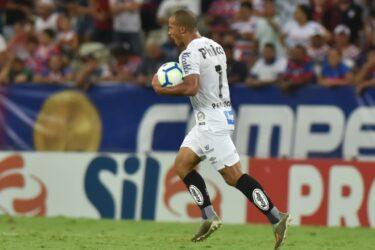 Sánchez perde pênalti no fim, e Fortaleza acaba com invencibilidade do Santos