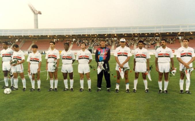 Há 27 anos, Rogério Ceni estreava pelo São Paulo com pênalti defendido na Espanha