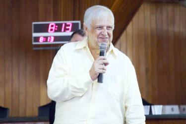 Ex-presidente Modesto Roma é expulso do quadro de sócios do Santos
