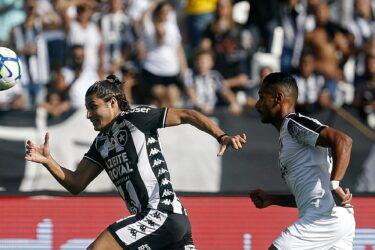 Ceará consegue empate contra o Botafogo e se livra do rebaixamento