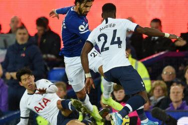 Premier League anula cartão vermelho de Son em lance com André Gomes