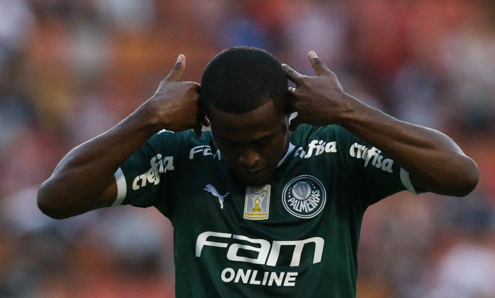Palmeiras inclui único gol de Carlos Eduardo entre os mais bonitos de 2019