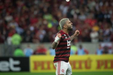Gabigol supera Neymar e se torna jogador mais citado no Twitter do Brasil em 2019