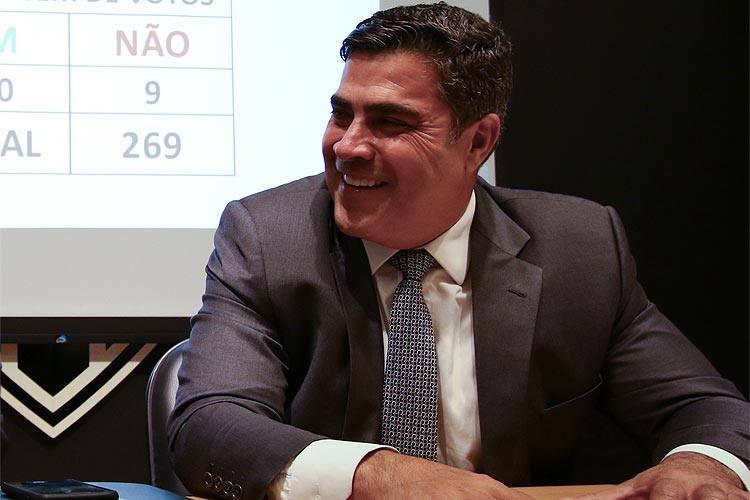 Presidente do Atlético-MG revela acerto com novo treinador