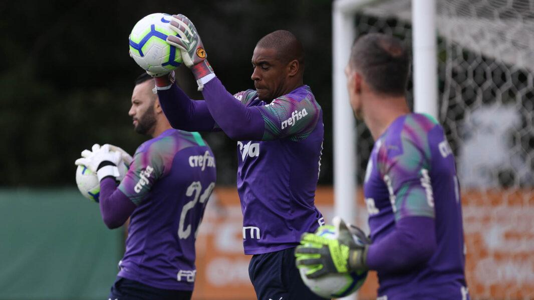 Jailson renova contrato com o Palmeiras até o fim de 2021