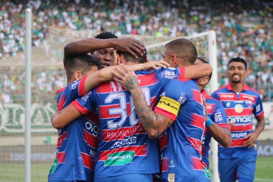 Fortaleza e Goiás brilham e superam gigantes no returno do Brasileirão 2019