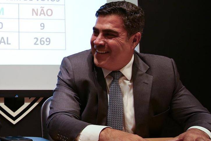 Presidente do Atlético-MG revela interesse por dois atletas do Palmeiras