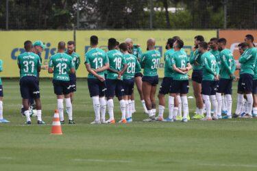 Palmeiras aposta em retrospecto contra o Bahia para ter resultado positivo