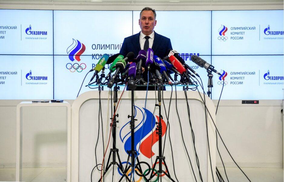 Comitê Olímpico russo brigará na justiça contra suspensão dos Jogos de Tóquio-2020