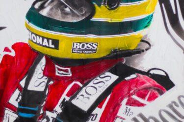 """Veja fotos da exposição """"Ayrton Senna: O Piloto"""""""