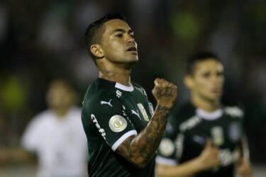Com Scarpa fora, Dudu quer liderar estatística importante no Palmeiras