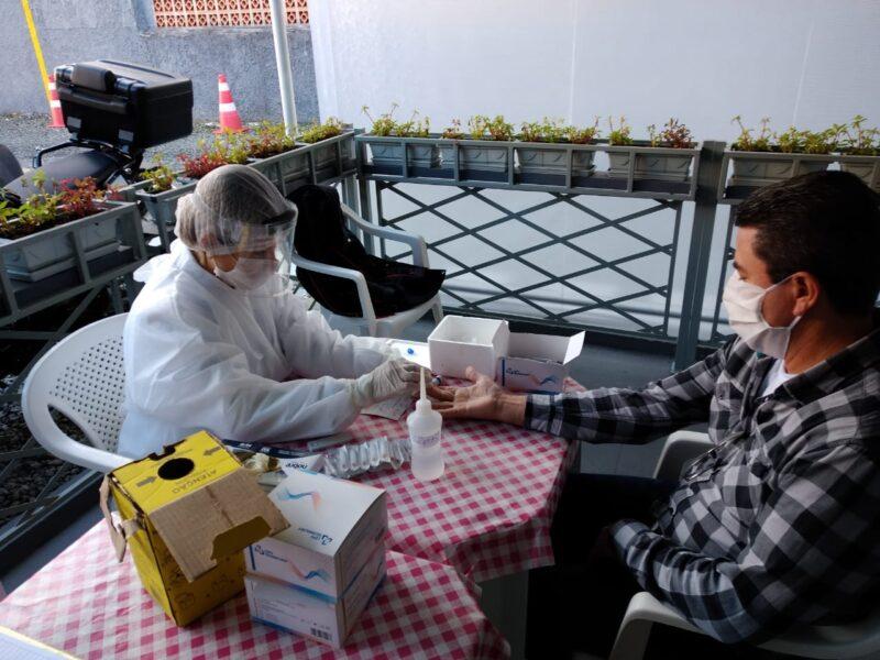 Ação de combate ao novo Coronavírus conta com mais de 800 trabalhadores do setor de limpeza