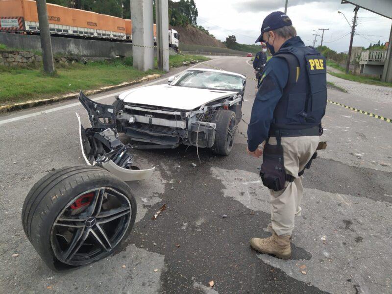 Polícia explica acidente que matou Roberto Angeloni; entenda!