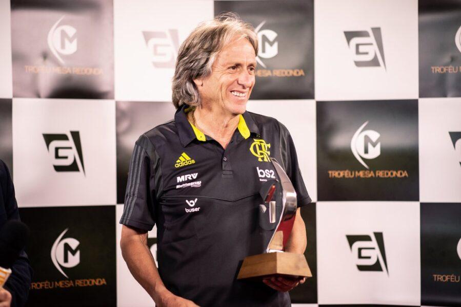 Jorge Jesus faz retrospectiva e destaca Troféu Mesa Redonda