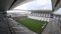 Corinthians vai voltar à Neo Química Arena após seis jogos e 41 dias