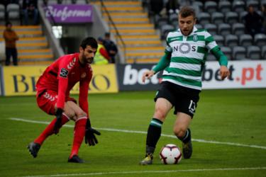 Sporting vence e está nas semifinais da Taça da Liga; Benfica é eliminado