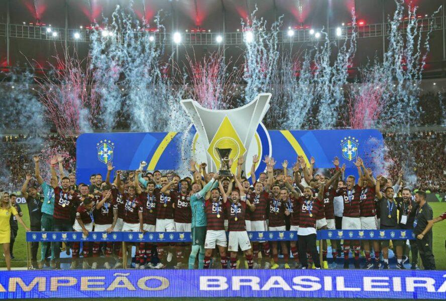 Relembre números da campanha do Flamengo em 2019