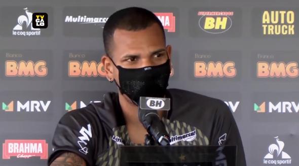 Otero avalia preparação do Atlético-MG e revela cobrança de Sampaoli