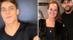 Briga entre mãe de Neymar e namorado acaba com ambulância