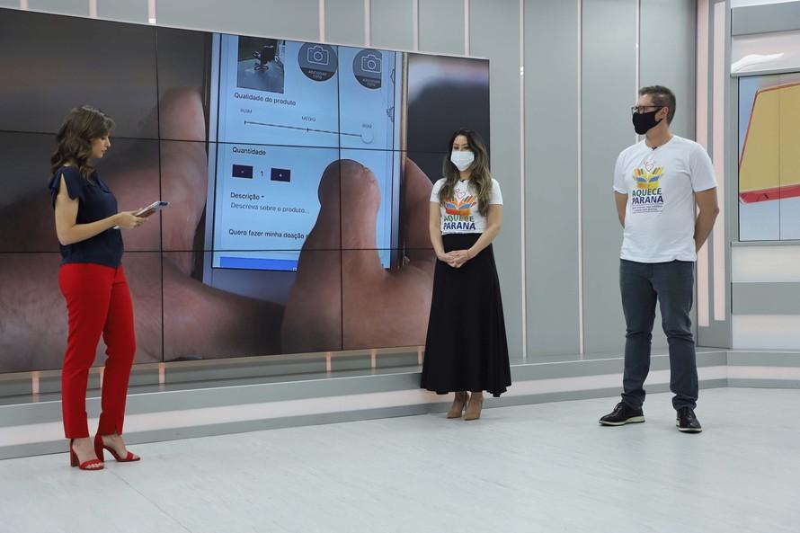 Aquece Paraná: campanha do agasalho 2020 será realizada via aplicativo