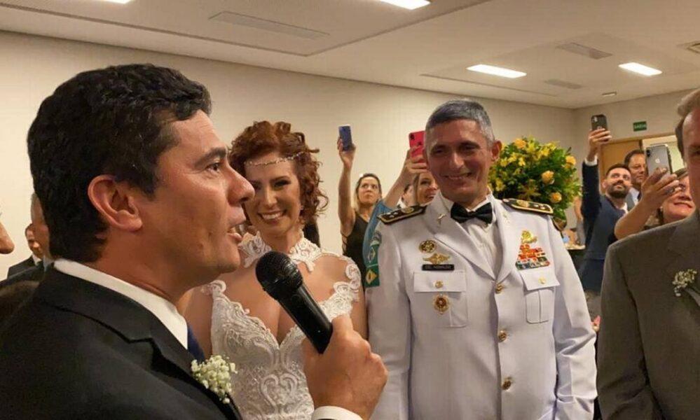 """Moro se desculpa por falar em """"constrangimento"""" ao se referir a casamento de Carla Zambelli"""