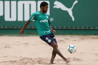 Palmeiras fecha preparação para enfrentar o Bahia com dúvida sobre Luiz Adriano
