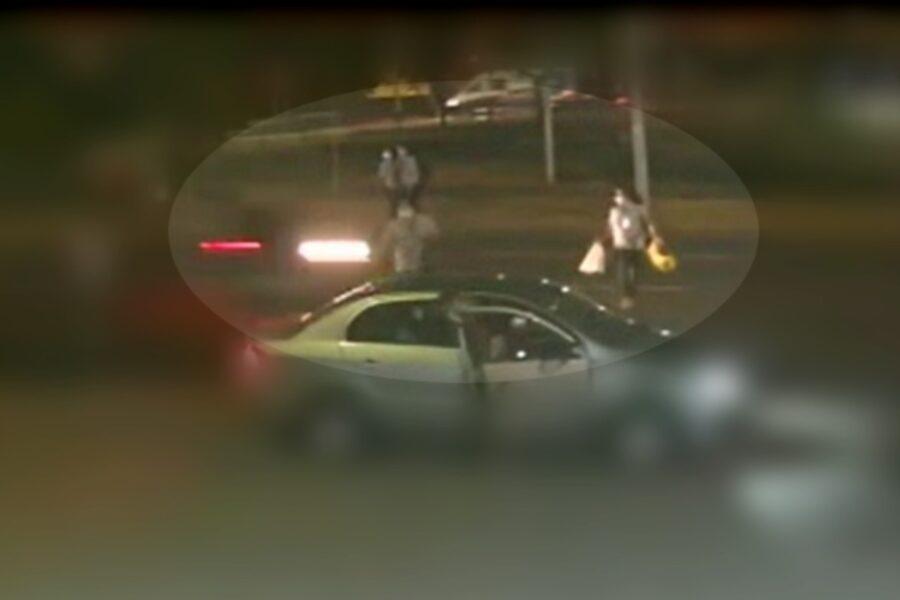 Vídeo: cobradora é atropelada por motociclista na Linha Verde e família quer Justiça