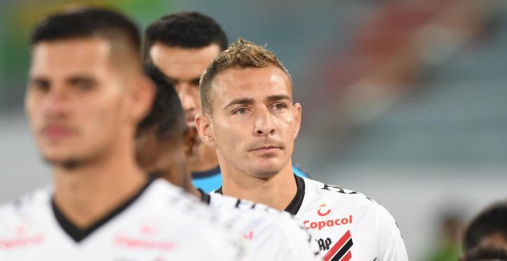 Apesar dos retornos, Athletico-PR tem nova ausência contra o Botafogo